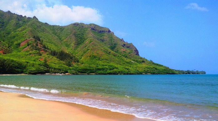 Hawaii beach by Candace