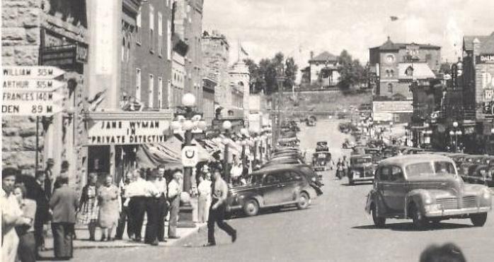 Kenora 1940s
