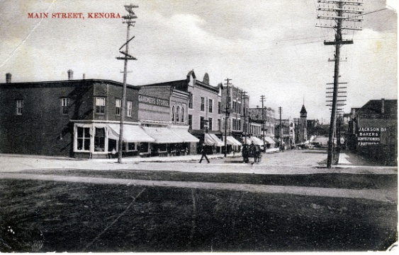 kenora early 1900s 2
