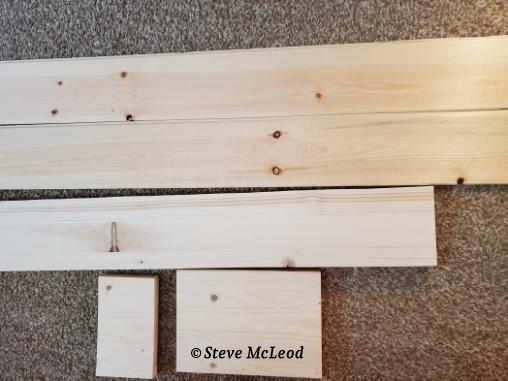 Steve's DIY Project #1.